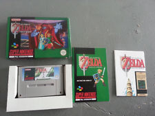 ZELDA PARALLEL WORLDS SNES GAME NINTENDO