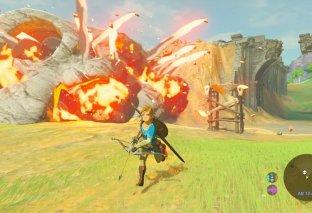 The Legend of Zelda: Breath of the Wild, 40 minuti di gameplay