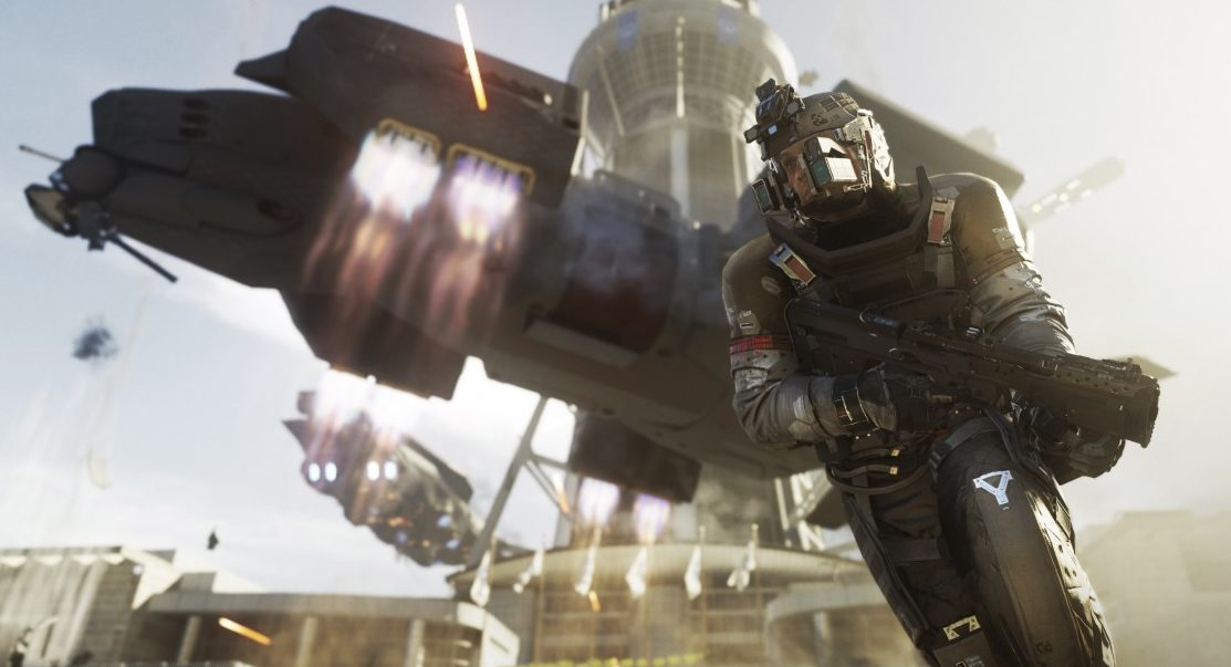 Here's the Call of Duty: Infinite Warfare Debut Trailer