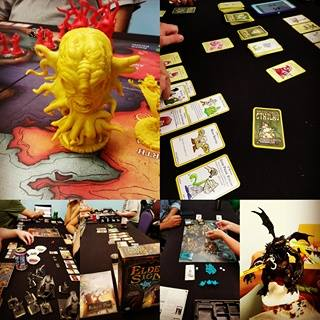 cthulhu game day