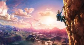 Der letzte große Wii U-Titel: The Legend of Zelda: Breath of the Wild.