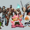 PlayStation All-Stars Battle Royale-group