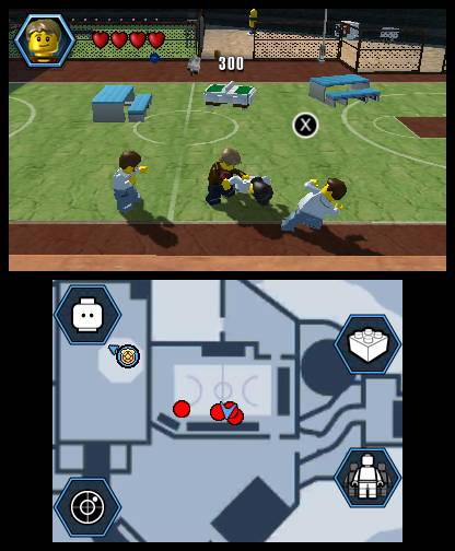 lego city undercover 3ds 13