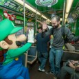 Nintendo Train Takeover Event