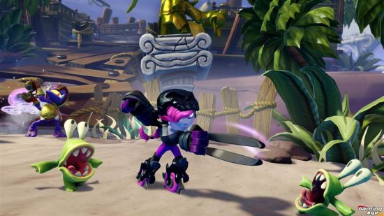 Skylanders SWAP Force_Roller Brawl