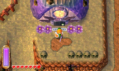 zelda link between worlds-3ds