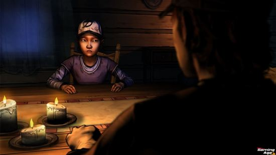 walking dead s2-ClementineTable