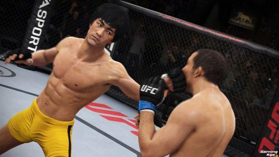 UFC Bruce_Lee
