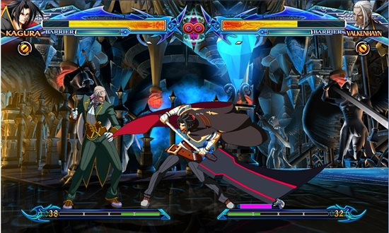 BlazBlue Chrono Phantasma 3