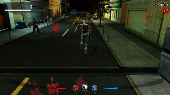 Z-Run screenshot