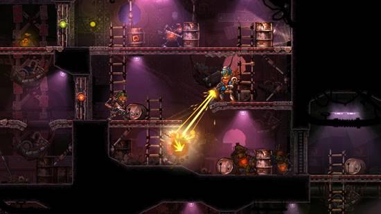 SteamWorld Heist screenshot 07