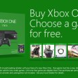 Xbox One summer promotion