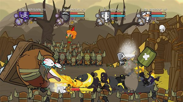 Castle Crashers Remastered 3