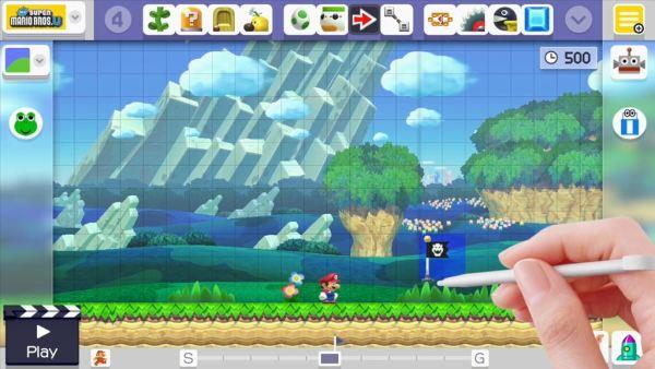 Super Mario Maker update 2