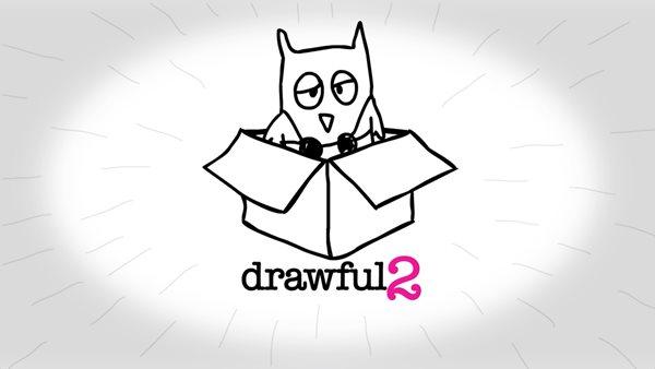 Drawful 2 Title