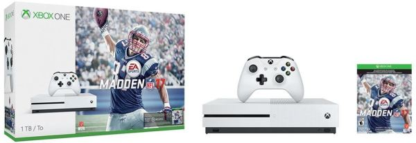 Xbox One S Madden 17 2
