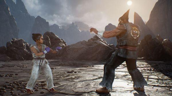 Tekken 7_Story01