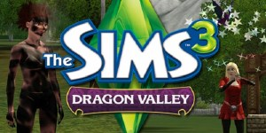 TheSims3DragonValleyBannerLogo