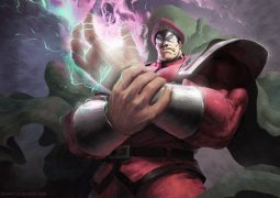 Street Fighter V M. Bison Gaming Cypher