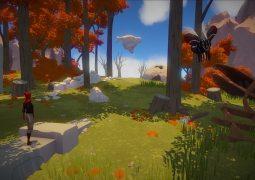 Worlds Adrift Environment Art Gaming Cypher