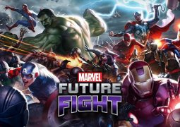 MARVEL Future Fight Gaming Cypher