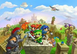 The Legend of Zelda Tri Force Heroes Gaming Cypher 2