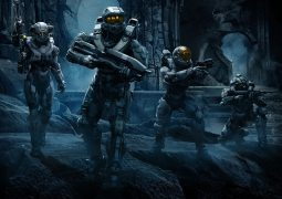 Halo 5 Guardians Blue Team Gaming Cypher