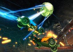 Rocket League Mutators Gaming Cypher