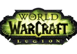 World of Warcraft Legion Logo Gaming Cypher