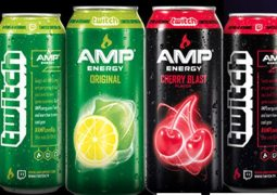 AMP Energy Twitch Gaming Cypher LARGE
