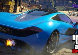 GTA Online Time Trials Week Details (May 6 – 12)