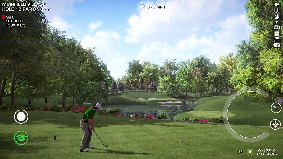 Jack Nicklaus Perfect Golf Computer Game Launched