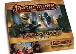 Pathfinder Mummy's Mask Gaming Cypher LARGE