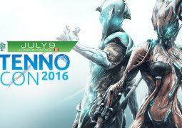 Warframe TennoCon 2016 Gaming Cypher