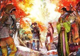 I AM SETSUNA New Artwork Revealed by Square Enix