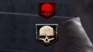 red skull instakill with white skull below