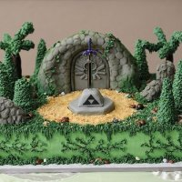 10 Super Awesome Zelda Cakes