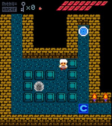 Anodyne: technicolour dungeon
