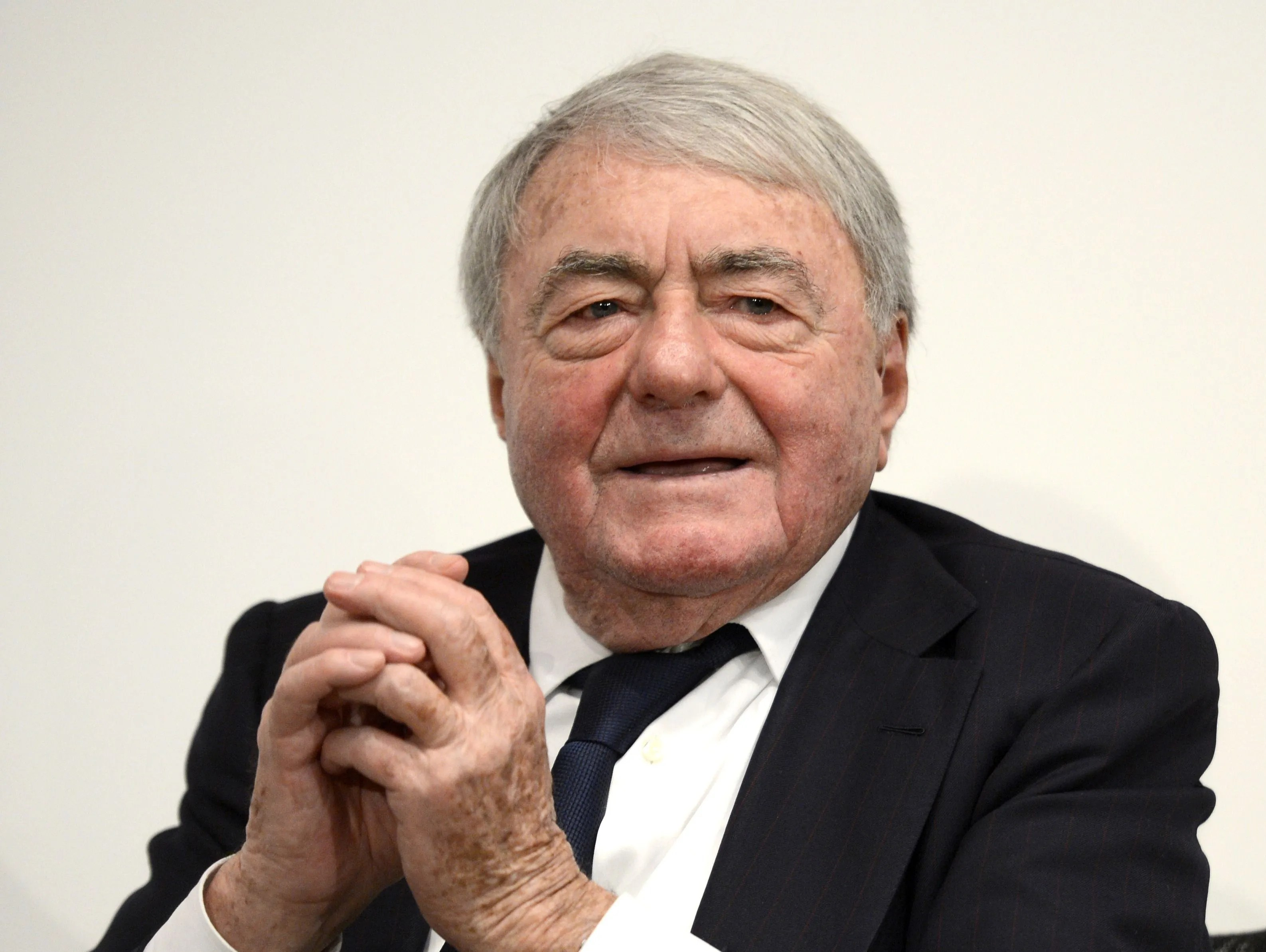 Claude Lanzmann  director of  Shoah   dies at age 92