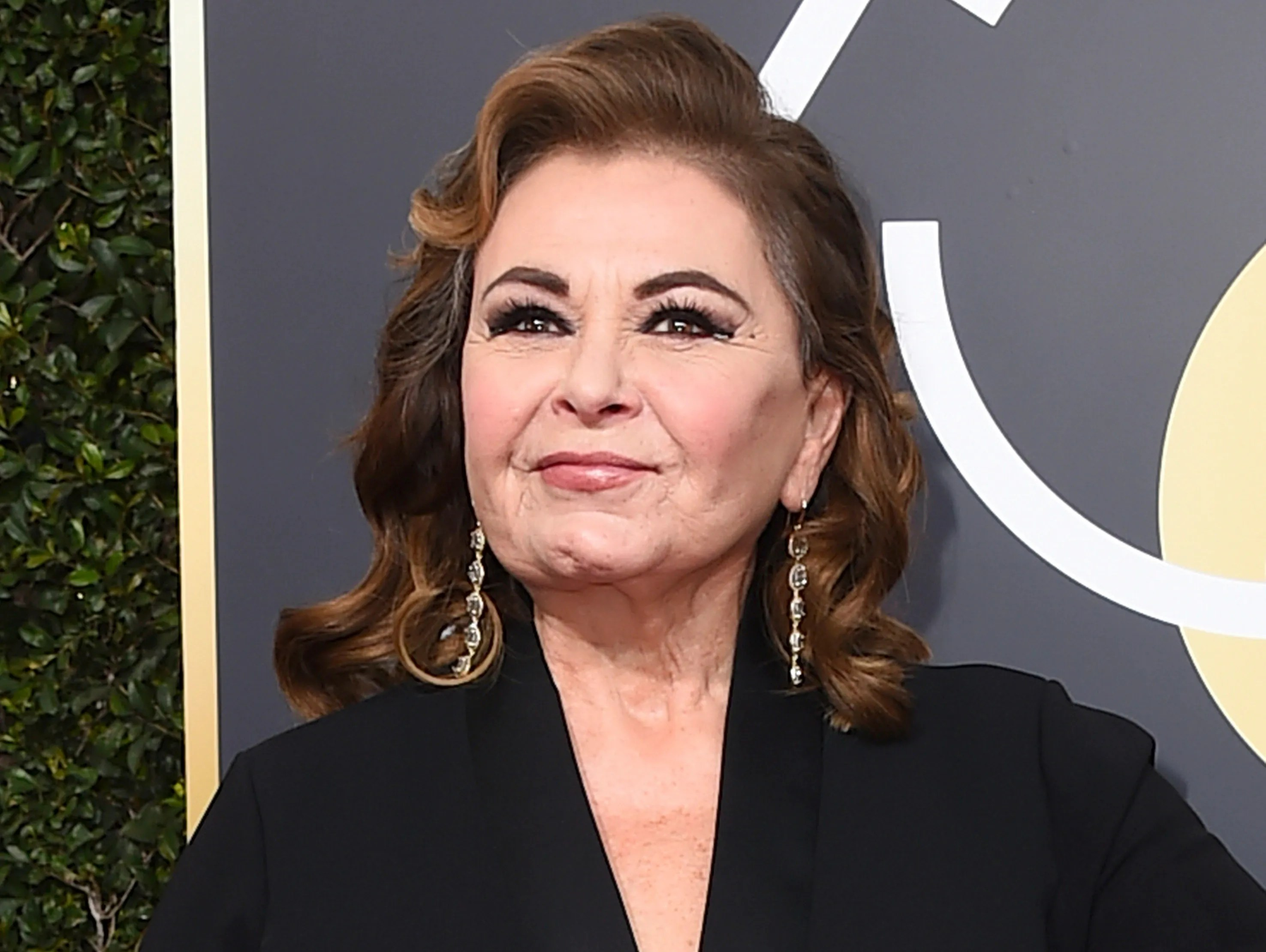 Roseanne Barr to talk Trump and her tweet with Fox News  Sean Hannity AP TV ROSEANNE BARR A ENT FILE USA CA