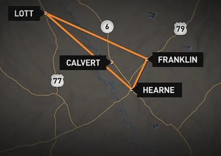 Police in these towns southeast of Waco write a disproportionate