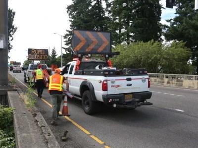 Fatal crash stalls traffic in downtown Salem