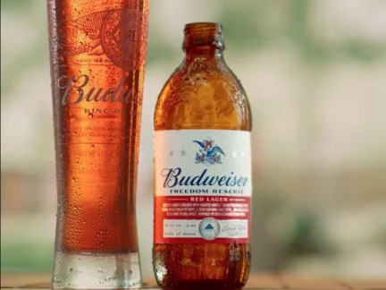 Budweiser is introducing a new beer for the summer,