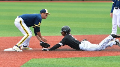 Michigan baseball's season over after 13-4 thumping by Louisville