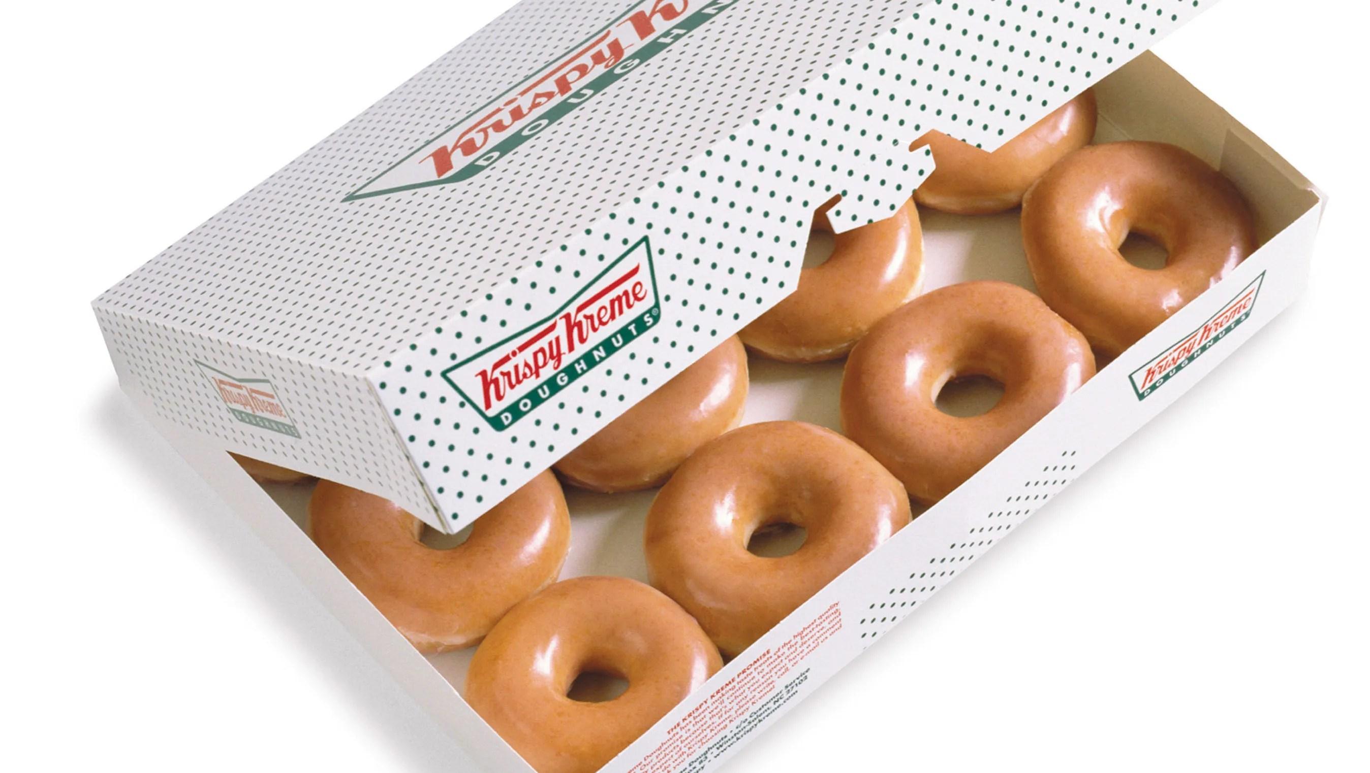 Fullsize Of Krispy Kreme Locations