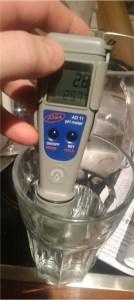 pH-Säure