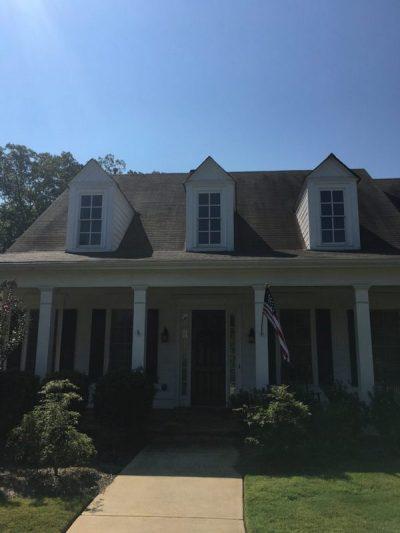Roof Cleaning in Cumming, GA