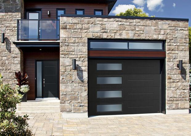 Standard Vog 10u0027 X 7u0027 Black Window Layout Left