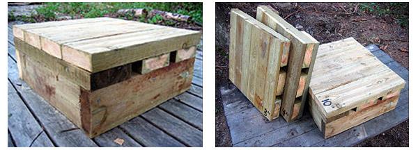 Making an adjustable heavy duty squat box plyo