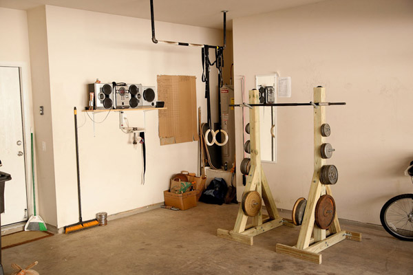 garage gym inspirations ideas gallery pg 2